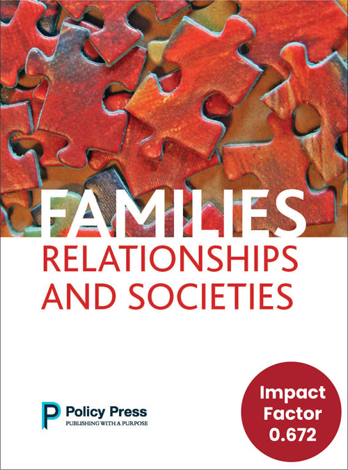 Families Relationships and Societies (journal)